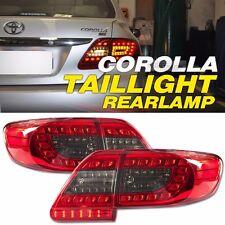LED High Quality Tail Light Rear Lamp 4pcs 1Set For TOYOTA 2010-2013 Corolla