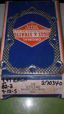 BRIGGS & STRATTON 270340 CYL CYLINDER HEAD GASKET NLA OBSOLETE