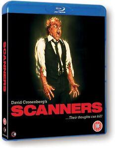 Scanners (Blu-Ray)
