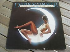 donna summer: four seasons of love. lp 33t.