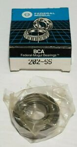 202-SS Federal Mogul BCA Bearing National