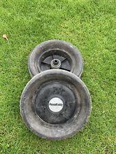 Powakaddy R Type Golf Trolley wheels