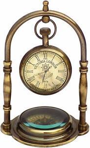 Table Clock Analog