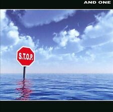 AND ONE - S.T.O.P. (NEW CD)