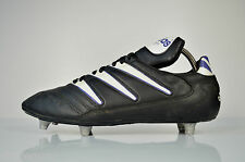 vintage ADIDAS QUESTRA Football Boots size UK 9 rare OG 90s made in 1994