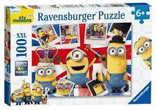RAVENSBURGER 10565 PUZZLE MINIONS DESPICABLE ME 100 PIEZAS XXL / Minions Jigsaw