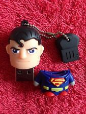 1 Superman Novelty 8GB USB Pen Drive, USB Flash Drive Memory Stick