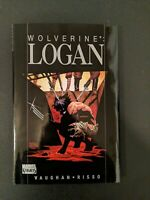 Wolverine: Logan HC Marvel Knights Brian K Vaughan Great Condition