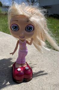 "Vintage Mattel Diva Starz 9""  Interactive Talking Doll Excellent Condition"