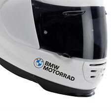 BMW Motorrad Helmet Kit Decals Stickers 10 year cast Vinyl (3 Decals)