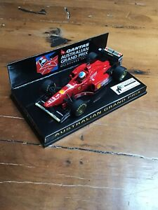 Minichamps 1/43 Ferrari F310/2 Scumacher Aus GP