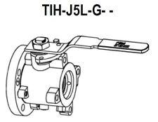 """PBM TIH-J5L-G-- Transmitter Isolation Valve, 2.5"""" Port, 3"""" Flange   retail $1200"""