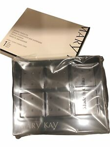 Mary Kay Cosmetic Display Tray Magnetic Palette Blush/Eyeshadow & Cover Tray