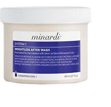 Minardi System 1 Weightless After-Wash, 27 oz.