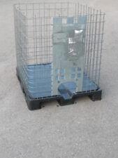 IBC Gitterbox, feinmaschig