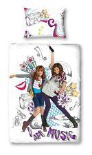 Disney Shake It Up Glow Girl Single Size Duvet Set - Cover & Pillowcase