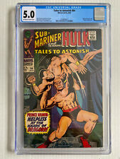 Tales to Astonish #94 - CGC 5.0 - High Evolutionary & Dragorr Appearances