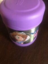 Princess Sofia Food Hot Cold Thermos Funtainer Container Storage