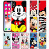 Disney Mickey&Minnie Mouse Print Phone Case Cover For iPhone Samsung and LG