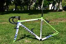 Good Condition Carbon Road Bike Cannondale Supersix HM Frame Set Size 50