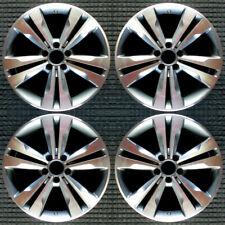 Mercedes Benz E350 Compatible Replica Machined 18 Wheel Set 2014 To 2016