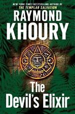 The Devil's Elixir by Raymond Khoury (2011, Hardcover) 1ST BRAND NEW UNREAD