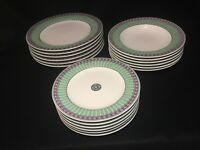 "PFALTZGRAFF ATMOSPHERE ""Luminescence"" Pink Green Diamonds Choice of Plates/Bowls"
