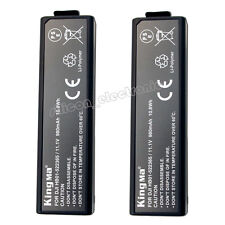 2x 980mAh Intelligent Battery For DJI Osmo Part 7 Handheld 4K Gimbal HB01-522365