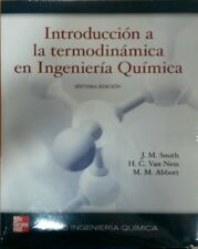 INTRODUCCION A LA TERMODINAMICA EN INGENIERIA QUIMICA SMITH VAN NESS