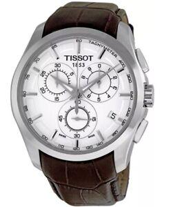 Tissot Couturier Quartz Mens Watch T035.617.16.031.00 T035617160310
