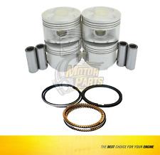 Piston & Piston Rings For Honda Prelude H22A1 2.2L - SIZE STD
