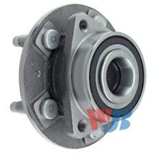 WJB WA513282 Front or Rear Wheel Hub Bearing Assembly Interchange HA590260