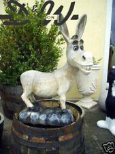 lustiger ESEL SHREK Garten Deko Tier Figur Dekoration KINO FILM WERBUNG Donkey