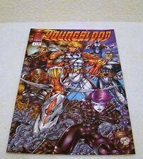 Image Comics Youngblood #1 (1995 Series), Excellent Condition Collectible Comic