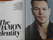 D.Matt Damon,kkk