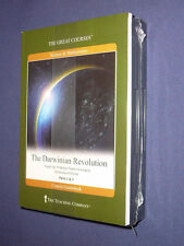 Teaching Co Great Courses DVDs       THE  DARWINIAN  REVOLUTION     new & sealed