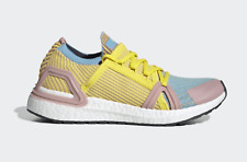 Adidas x Stella McCartney Ultra Boost 20 S. Women's EG1071 Yellow Violet Rare