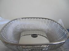 ALESSI  845 SQUARE WIRE BASKET