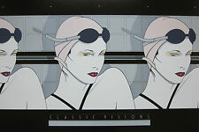PATRICK NAGEL: SWIMMERS, 1990, MINT