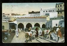 Morocco TANGER Customs La Douane PPC 1923
