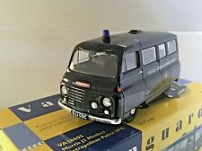 Vanguards Morris Mini Bus Diecast Police Van - 1:43 Scale Model Car