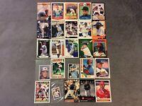 HALL OF FAME Baseball Card Lot 1975-2020 TOM SEAVER BABE RUTH JOHNNY BENCH +
