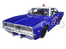 1969 DODGE CHARGER R/T STATE POLICE CAR 1:25 DIECAST MODEL CAR BY MAISTO 32519