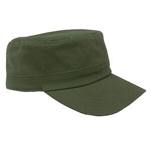 Army Cadet Military Patrol Cap Castro Hat Men Women Golf Driving Summer Baseball