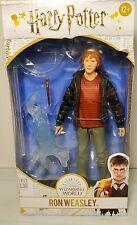 Mcfarlane Harry Potter Ron Weasley Nib Wizarding World Statue Figurine New