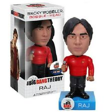 Raj The Big Bang Theory Star Trek Exclusive Bobble Head Wacky Wobbler