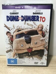 Dumb And Dumber To (DVD, 2018)