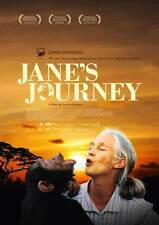JANE'S JOURNEY Movie POSTER 27x40 UK Angelina Jolie Pierce Brosnan Kofi Annan