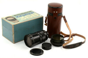 EXC Jupiter-36V 250mm F3.5 Lens For Kiev-88/Salut Cameras! Good Condition!