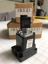 ARO Solenoid Valve H254SS-120-A